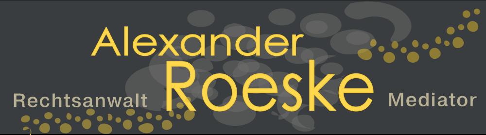 Rechtsanwalt Alexander Roeske Berlin Köpenick